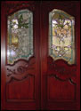 Custom Wood Door 13