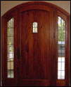 Custom Wood Door 15