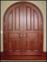 Custom Wood Door 20