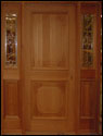 Custom Wood Door 22