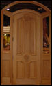 Custom Wood Door 24