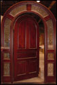 Custom Wood Door 25