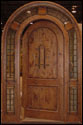 Custom Wood Door 26