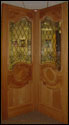 Custom Wood Door 28