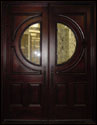 Custom Wood Door 29