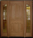Custom Wood Door 30
