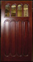 Custom Wood Door 33