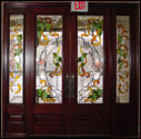 Custom Wood Door 34