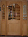 Custom Wood Door 4