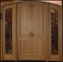 Custom Wood Door 7