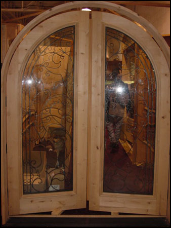 Hardwood Doors Door And Bevel Interesting Mahogany Entry Pertaining